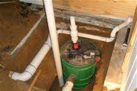 Shower Pump Under Bath 2018 sump pump installation and replacement costs
