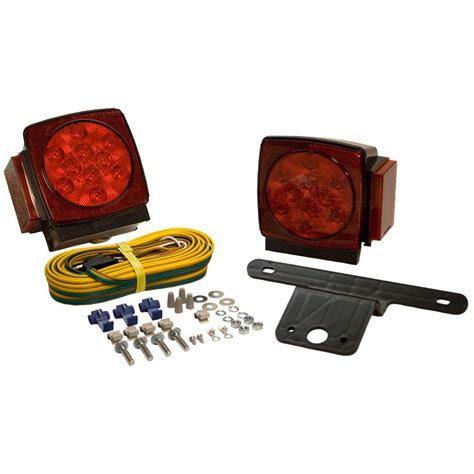 blazer submersible led trailer light kit model c7423