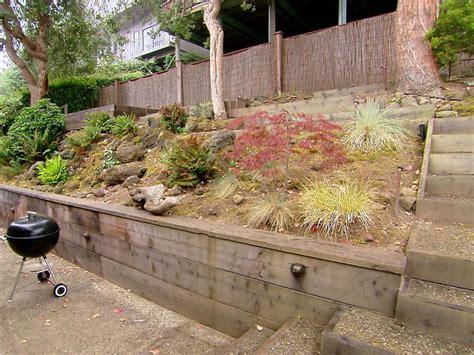 landscaping a hillside backyard back yard steep hillside landscaping ideas photos quotes