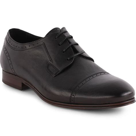 by hudson mens shoes h by hudson sheldon mens shoes in black