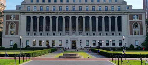 Columbia One Year Mba Program by Schools Mba25 Top Schools Top Candidates