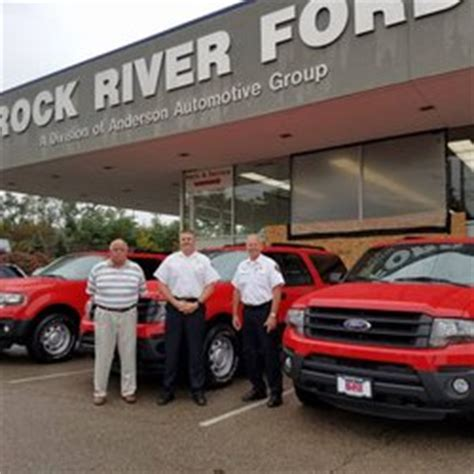Rock River Ford by S Rock River Ford Service Center Auto Repair
