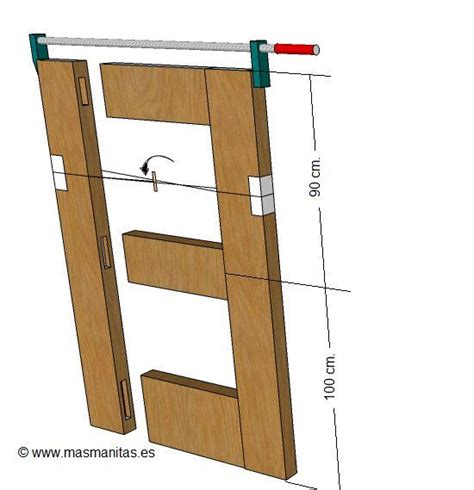 Como Hacer Puerta De Madera | como hacer puerta de madera hazlo tu mismo diy pinterest