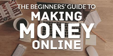 Making Online Money - the beginners guide to making money online