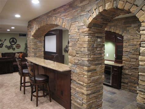 Log Home Interior Decorating Ideas mayr traditional basement columbus by buckeye