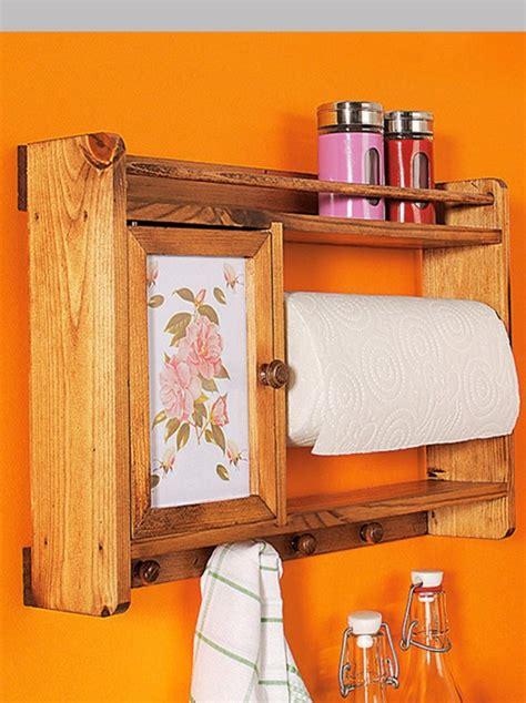 estante especiero y portarrollos cocina venca 685303 - Especiero Venca