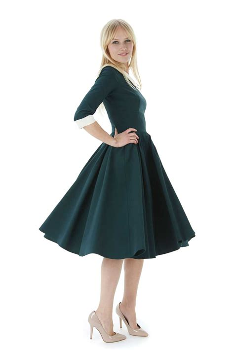 green swing dress swing dress dressed up girl