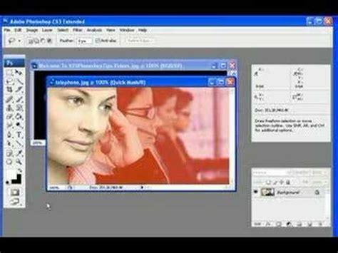 photoshop cs3 quick mask tutorial photoshop tip quick mask tool voslink com youtube