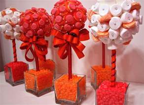 Candy Decorations Candy Centerpieces Mitzvah Candy Themed Favors Decor