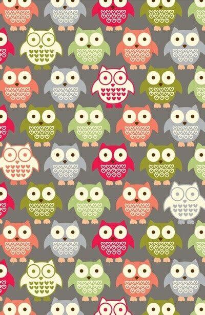 wallpaper iphone owl cute cute owls wallpaper wallpaper pattern pinterest