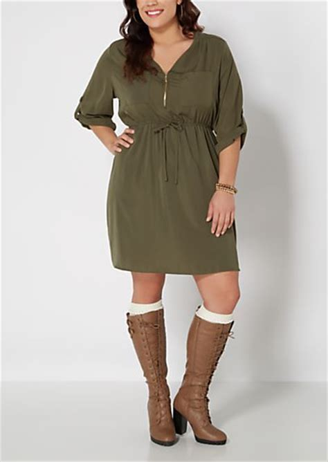 Dress Olive Size 5 6 Tahun plus olive green shirt dress rue21 rue taupe olives and green shirt