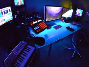 Cheap Recording Studio Desk 15 Envious Home Computer Setups Inspirationfeed