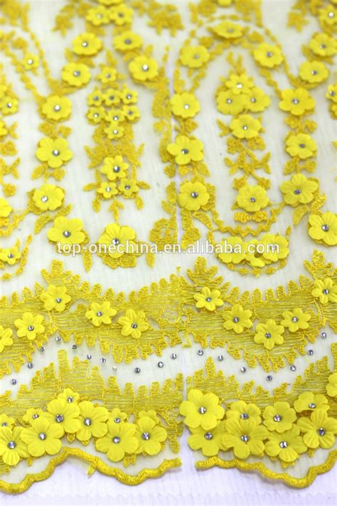 Dress Flower Applique Exclusive Drs1 Flowery Porcelain Pattern Hq 2018 exclusive 3d beaded embroidery lace fabric 3d beaded