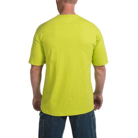 3second Mens Tshirt T18111712 carhartt work wear t shirt for
