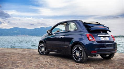 fiat 500 special fiat 500 riva revealed as speedboat inspired special edition
