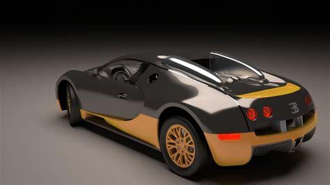 toy bugatti bugatti veyron 3d model obj mtl cgtrader com