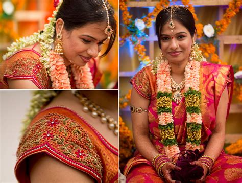 South Indian Wardrobe by Awesome South Indian Bridal Blouse Design