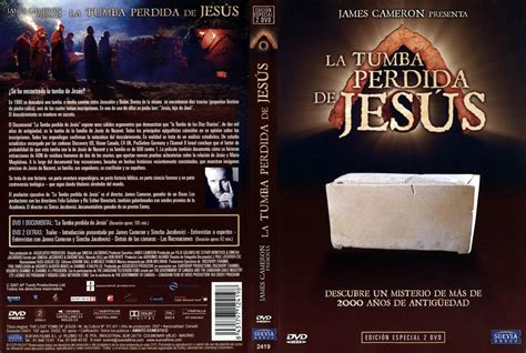 la tumba perdida 8425347300 car 225 tula caratula de la tumba perdida de jesus caratulas com