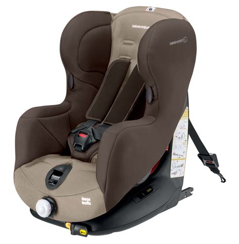 siege auto bebe confort b 233 b 233 confort si 232 ge auto groupe 1 is 233 os isofix walnut brown