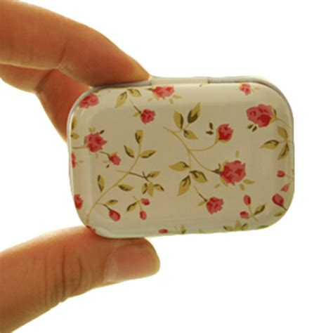 Mini Ransel Lovelly Pouch 3 In 1 Set Tas Wanita 1pc lovely mini flower iron tin storage bag jewelry box decor card pill random color in