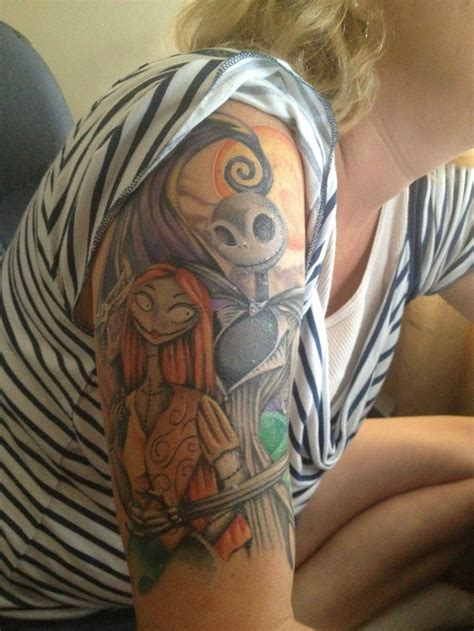 nightmare before christmas tattoo my s nightmare before o