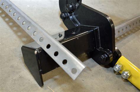 Garage Door Repair Tools Angle Iron Cutter Garage Door Stuff