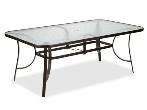 Glass Patio Table Glass Patio Table Provide Comfort At Outdoor Carehomedecor