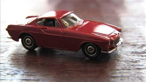 volvo matchbox volvo p1800s matchbox car review by cgr garage