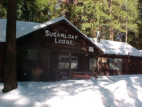 Sugarloaf Cabins For Rent by Sugarloaf Lodge And Recreation Area Tulare County