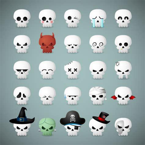 whatsapp wallpaper kurukafa 25 kind funny skull icons holiday psd file vector icons