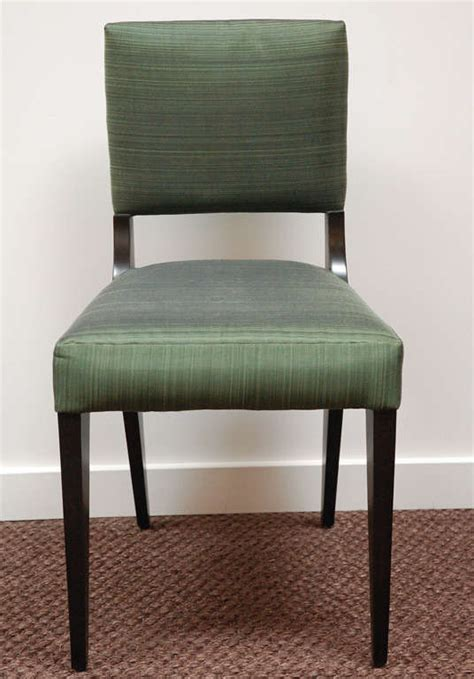 custom upholstered dining room chairs set of six custom dining chairs upholstered in horsehair