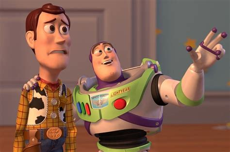 are you more like woody or buzz lightyear