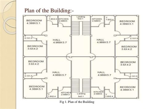 Floor Plan Stairs a comperative study of analysis of a g 3 residential