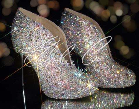 Shoe Bling by Bling Swarovski Shoes Accessories