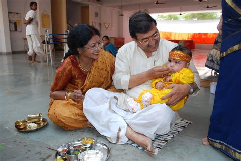 Hindu Baby Shower Ceremony by Miracle World