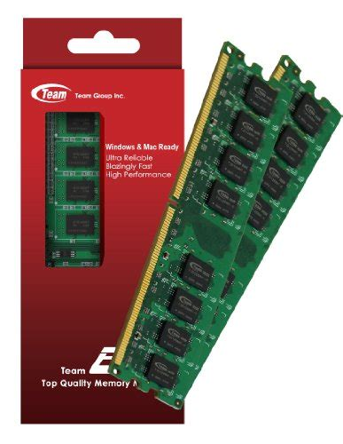 ram for inspiron 530 4gb 2gbx2 team high performance memory ram upgrade for