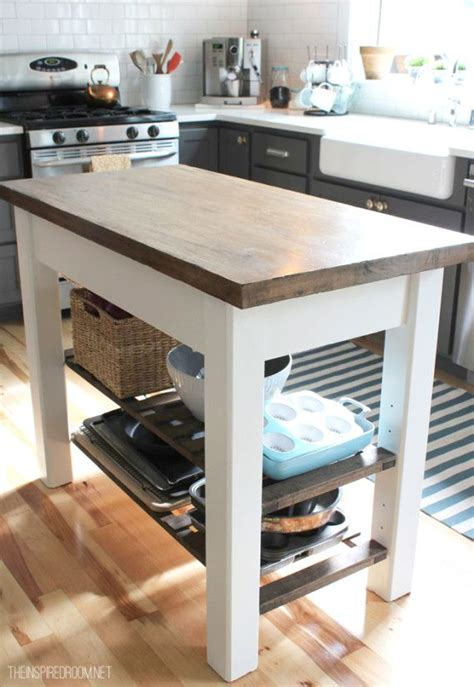 diy kitchen island ideas 10 diy kitchen island ideas a d blog crafts diy