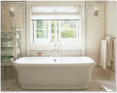 waterworks bathtub ceramic tile the perfect bath