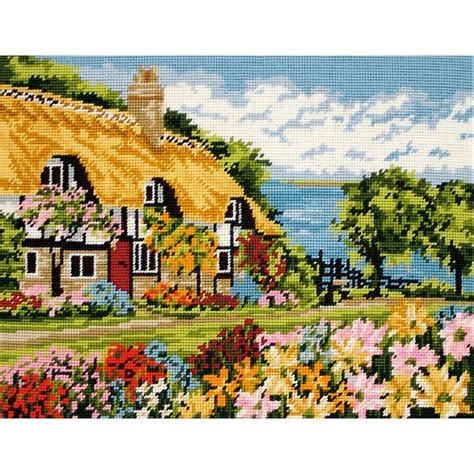 The Tapestry Cottage by Seaside Cottage Tapestry Anchor Mr7002