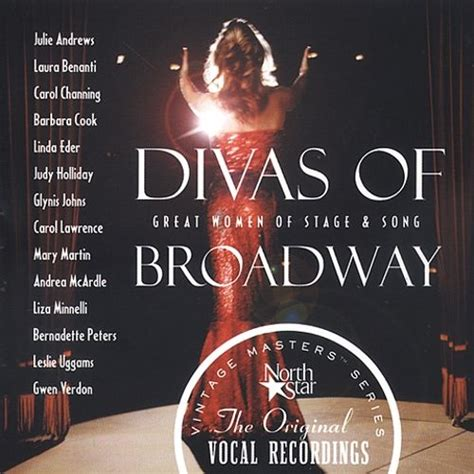diva album divas of broadway great women of stage and song various