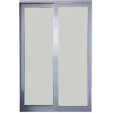 Contractors Wardrobe 72 In X 96 In Eclipse Mystique 96 Sliding Glass Door