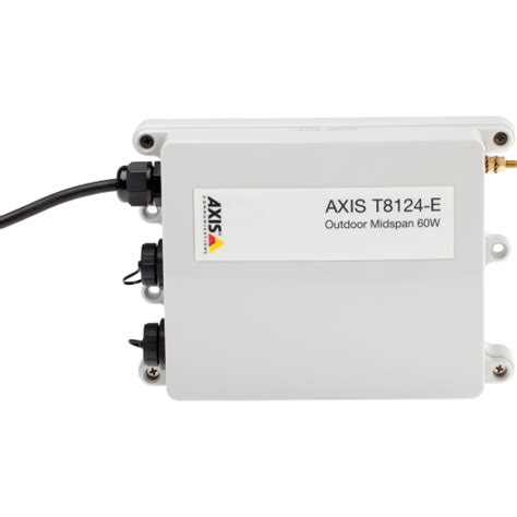 config axis hitz 2018 injector axis 2018 axis t8124 e outdoor midspan 60 w 1 port