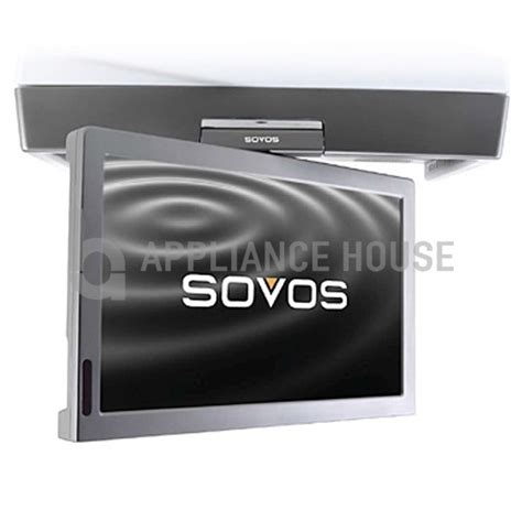 sovos bathroom tv sovos svktv15 flip down kitchen tv home pinterest