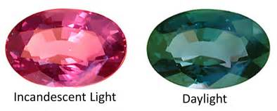 what color is alexandrite these color changing jewels will your mind