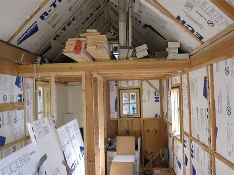 Fencl Update 4 Fencl Tiny House