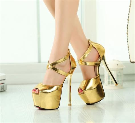 high heels gold sandals gold high heel sandals crafty sandals