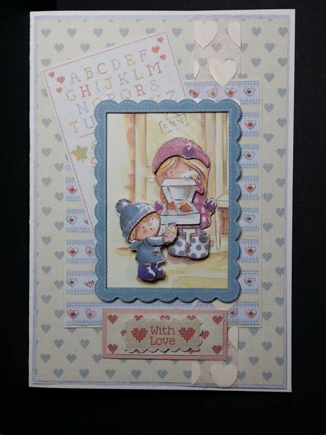 Decoupage Cards Ideas - 17 best images about tilly daydream on