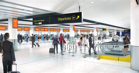 Gatwick Airport Easyjet Desk by Gatwick Airport Set For Big Changes In 2016 As Ba And
