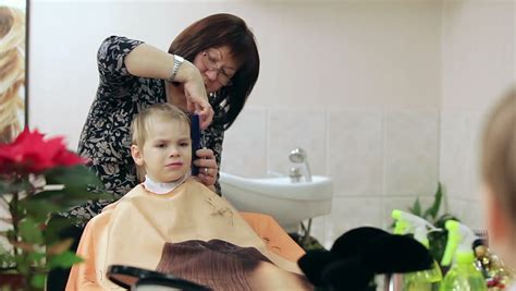 beauty salon boys new hairstyle for blond boy this cute little boy is