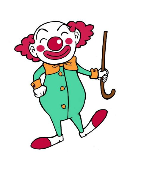 Drawing Pictures Of Clowns how to draw clowns 9 steps with pictures wikihow